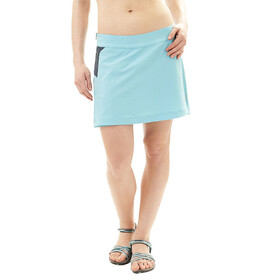 Nord Blanc Sabia - Jupe Femme - Light, Dryfor turquoise
